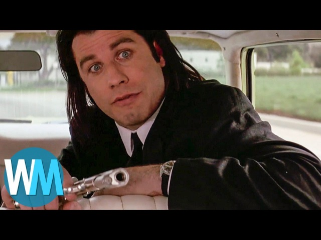 Top 10 Most Violent Tarantino Moments