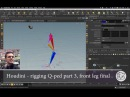 Cat Quad-Rigging - 03 Front Leg Finalization