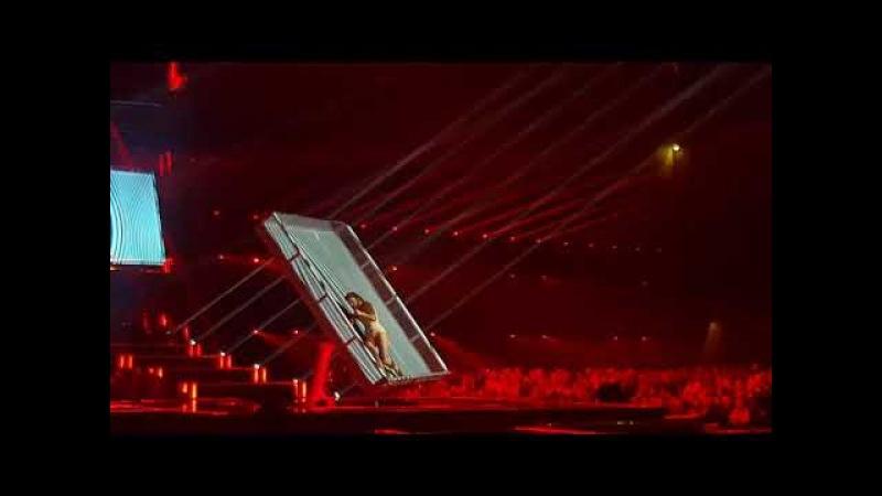 Самый крутой номер шоу Дива Ани Лорак. Конструкция-трансформер!