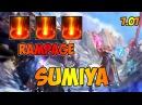 Sumiya TOP 1 Invoker 7.07- Sunstrike Master