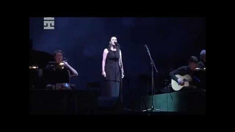Песни военных лет. Песню Соловьи исполняет актриса Ксения Лаврова-Глинка