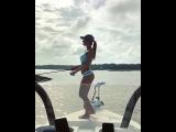 Вот это рыбалка! Ты не поверишь! Рыбачка танцует! красивая девушка рыбачка