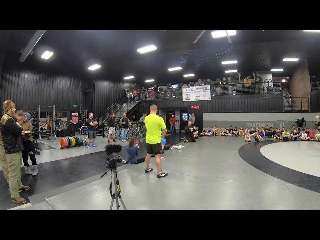Takedown Gym - Wrestling Clinic