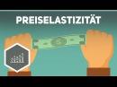 Preiselastizität - einfach erklärt