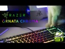 Обзор Razer Ornata Chroma (для конкурса Z51/Razer)