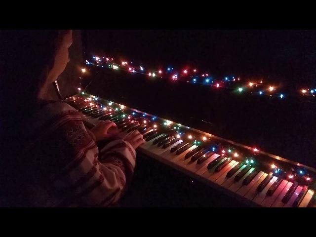 Shchedryk (Carol of the Bells) piano version