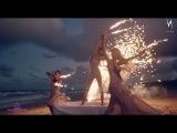 Phillip J ft. Kim Casandra - Feed The Fire (Sunset &amp Dustin Husain Remix)Vibrate Audio Promo Video