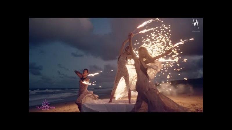 Phillip J ft. Kim Casandra - Feed The Fire (Sunset Dustin Husain Remix)[Vibrate Audio] Promo Video
