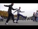 Парни класно танцуют танец.Еврейская песня 7.40