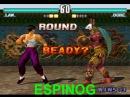 Tekken 3 Online ПИЗДЕЦ Vs S.E.R.A.F.I.M. Bolo Part 2