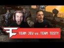 TEAM JEV vs TEAM TESTY