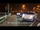 BMW M6 Competition 575 vs Porsche 991 Turbo S both stock