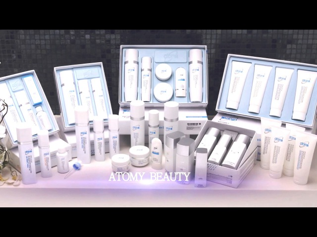 Atomy Product Trailer on Atomy Beauty