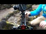 Konova Slider K7 Review and Demo Shots - German (with English subtitles)