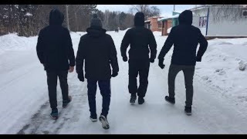 4 пацана - ИХ БЫЛО ЧЕТВЕРО [КЛИП]