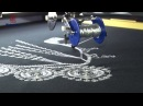 Richpeace Computerized embroidery machine with cording device