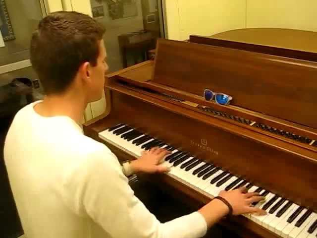 Gigi D'Agostino - L'Amour Toujours (I'll Fly With You) Piano by Ryan Scott