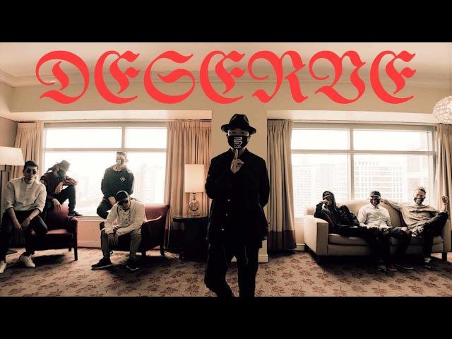 Kris Wu - Deserve ft. Travis Scott (Official Dance Video) by The Kinjaz
