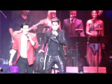 Shady - Adam Lambert, Sam Sparro, Nile Rodgers at We Are Family
