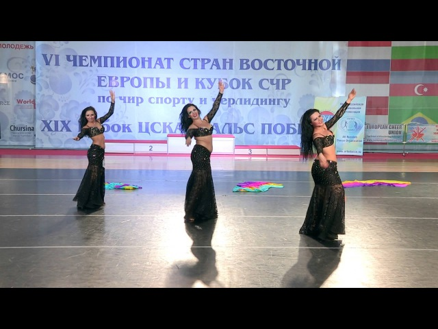 NARGIZ XI World dance olympiad 2014 Final