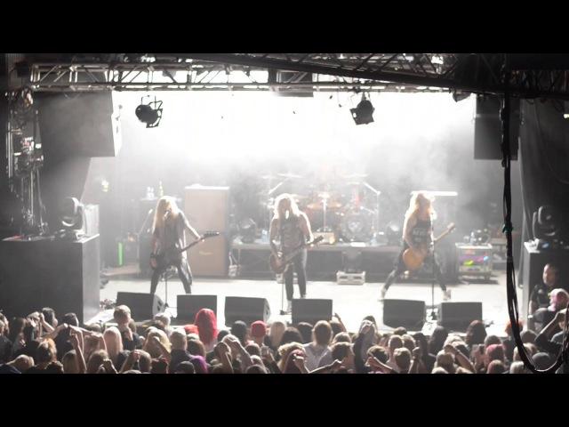 Santa Cruz - Bad Habits Die Hard Live @ Nosturi, Helsinki 24/11/2017