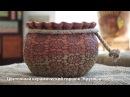 Как мы производим цветочные керамические горшки