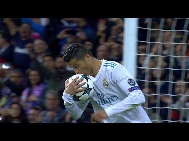 Cristiano Ronaldo vs Tottenham Home HD 1080i (17/10/2017)