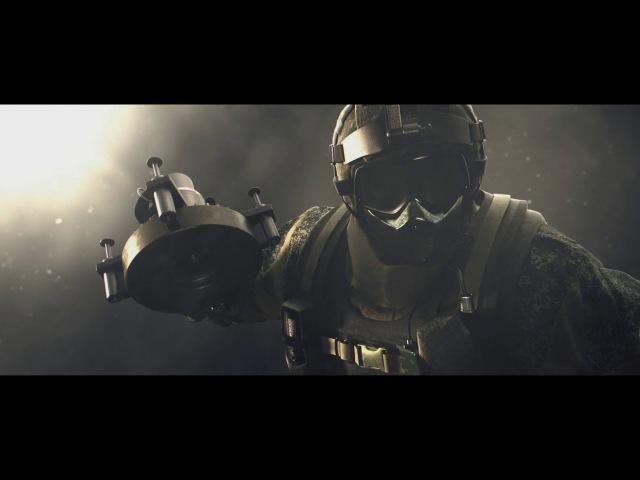Tom Clancy's Rainbow Six Siege Оперативник Fuze
