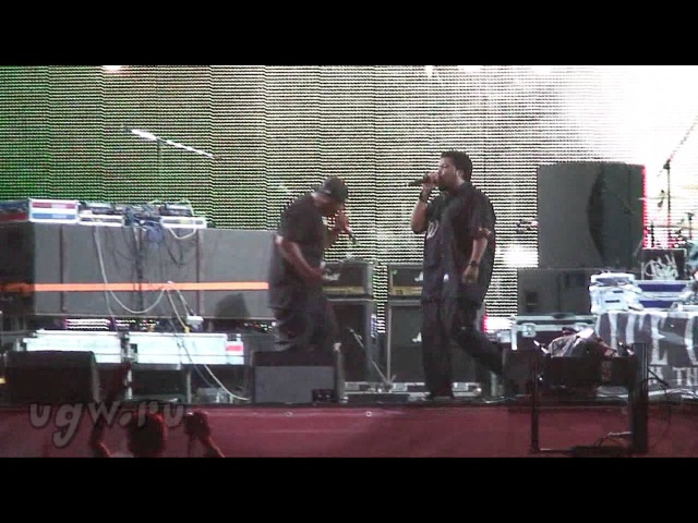 ICE CUBE - It Was A Good Day (live) @ M.I.R. Festival 04-09-2011