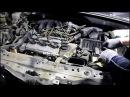 Замена свечей зажигания двигатель 1MZ FE 1часть Toyota Harrier Тойота Харриер 2004 года