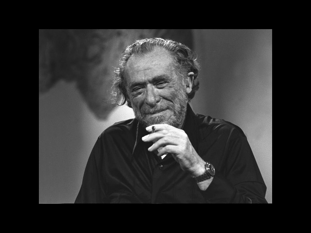Charles Bukowski on Being Alone