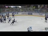 Моменты из матчей КХЛ сезона 1617  Удаление. Сергей Шумаков (Сибирь) получил 2+10 минут штрафа 11.10