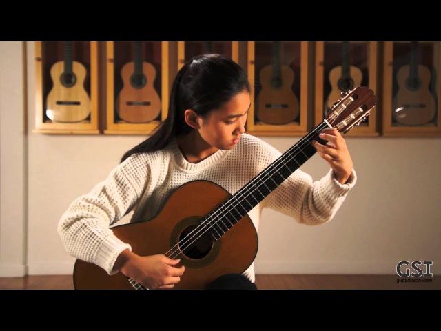 Olivia Chiang plays Teodoro Perez 'Maestro'