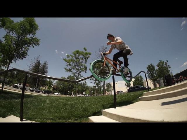 MERRITT BMX: GFE PEG QUICKIE WITH BRANDON BEGIN insidebmx