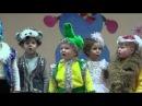 Новий Рік в дитячому садку
