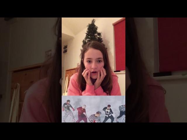 Ninety One Ah!Yah!Mah! (MV) - Reaction (Wendy)
