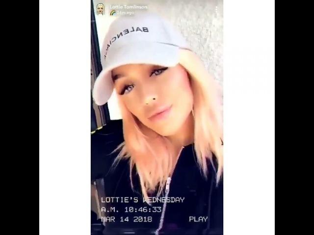 """Lottie 💄💋 on Instagram: """"💕💋 ♡ ♡ ♡ ♡ ♡ ♡ ♡ ♡ ♡ ♡ Lottie lottietomlinson makeup goals tomlinson louistomlinson hairstyle hair beauty onedi..."""