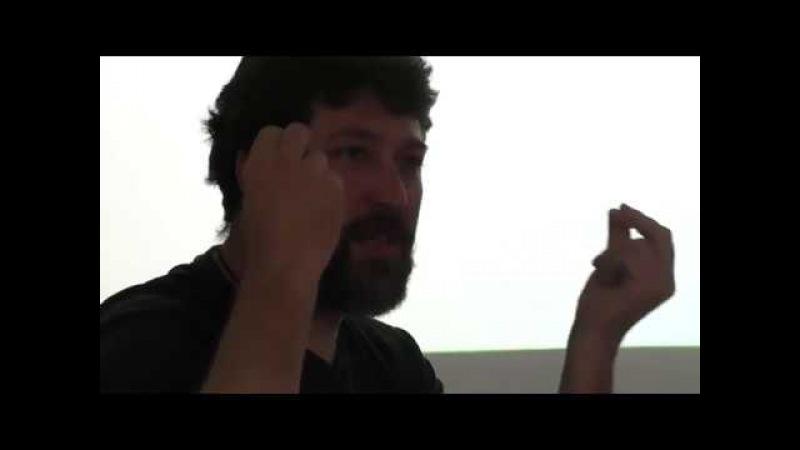 НОВЫЙ АКЦИОНИЗМ (Лекция) ||| Платт Джонатан