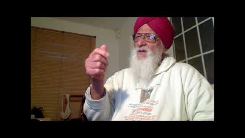Punjabi - Christ Amar Dev Ji stresses that unless you develop the Taste for Logo, you cannot be ...