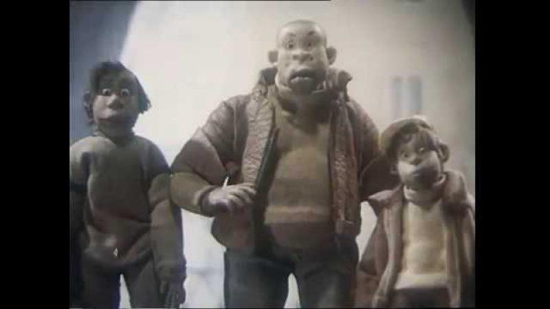 Мультфильм Три типа и скрипач (1993) Э.Успенский