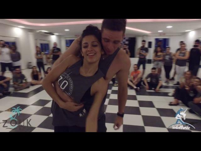 Baila Mundo Brenda Carvalho e Bruno Galhardo Zouk'n Beach 2017