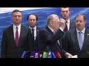 Собчак реагирует на заявление Жириновского об убийствах