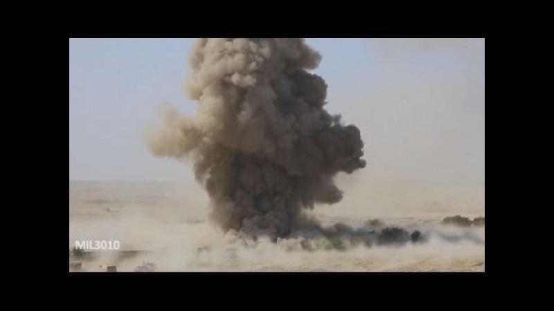 Уничтожение СВУ, минных полей в Афганистане