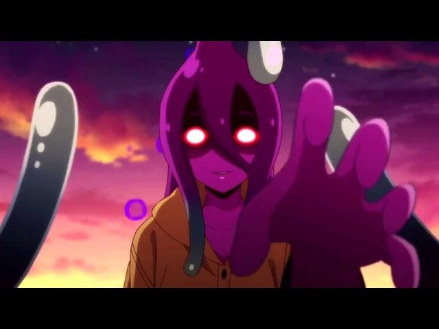повседневная жизнь с девушкой монстром / Mika – Relax Take it easy / AMV anime / MIX anime