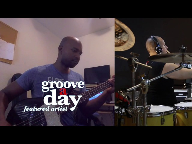 Anthony Crawford Groove A Day 49