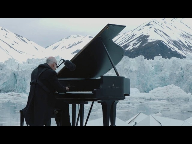 Ludovico Einaudi - Elegy for the Arctic - Official Live (Greenpeace)