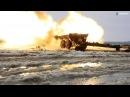 Випробування артилерійських боєприпасів від ДАХК Артем