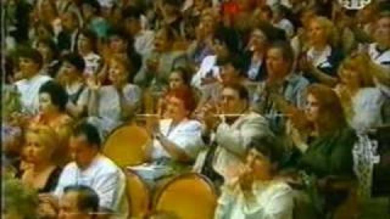 DMITRI HVOROSTOVSKY. RECITAL--97. Krasnoyarsk. ARIE ANTICHE/part3