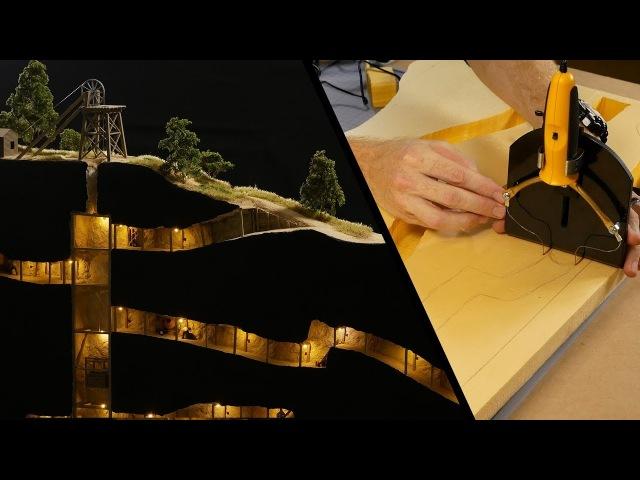 An underground gold mine – Realistic Scenery Volume 9
