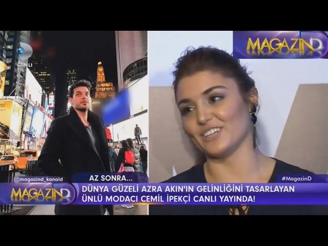 Hande Erçel Mehmet Dinçer ile Olan Aşkını Onayladı İlk Kez Konuştu